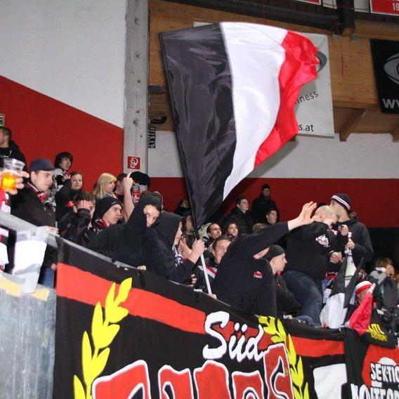 Einige Fanmitglieder von Südchaos dürfen nicht mehr in die Vorarlberghalle.