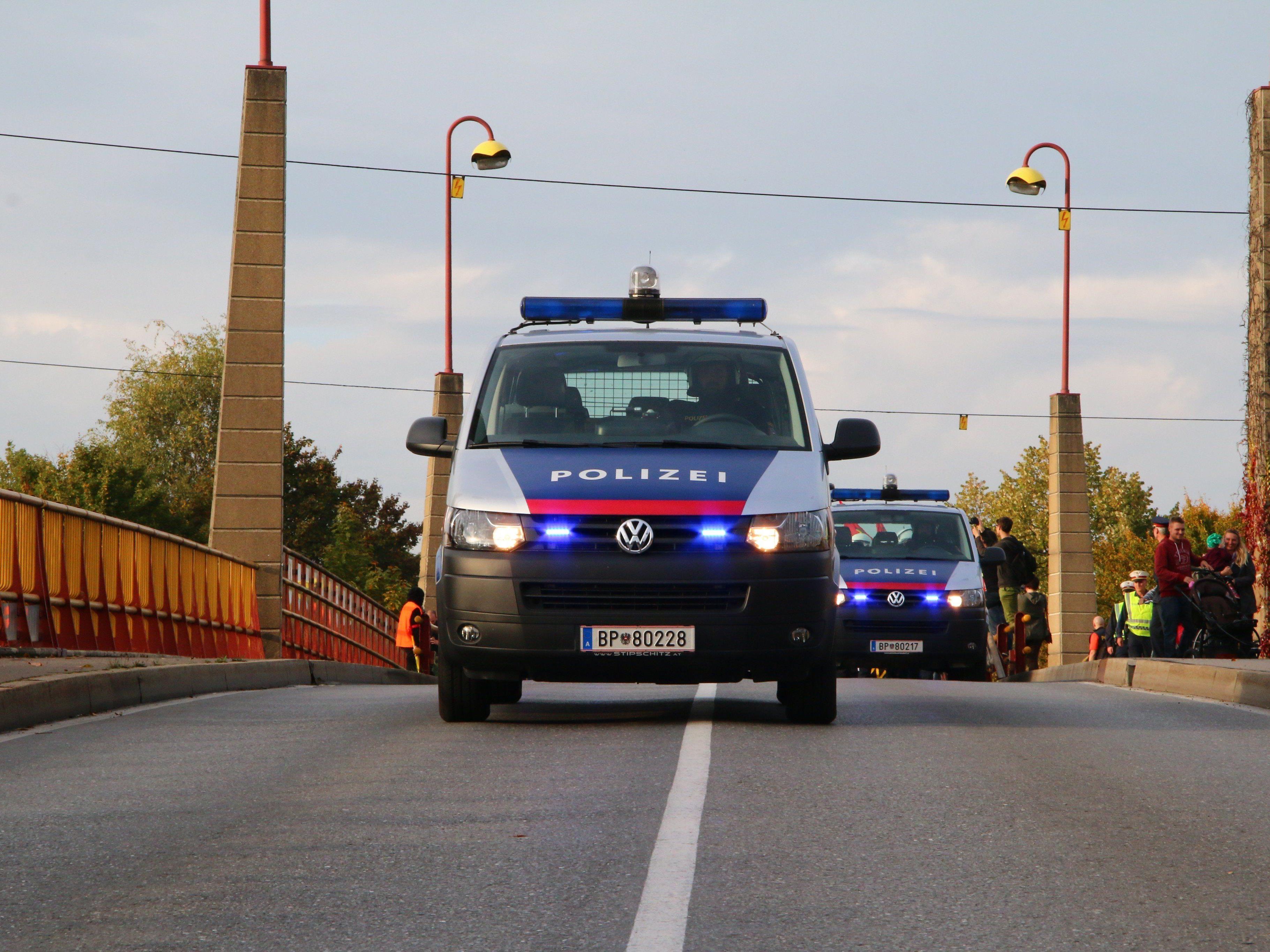 Die Polizei mussten am Donnerstagmorgen für einen Unfall auf der L41 anrücken.