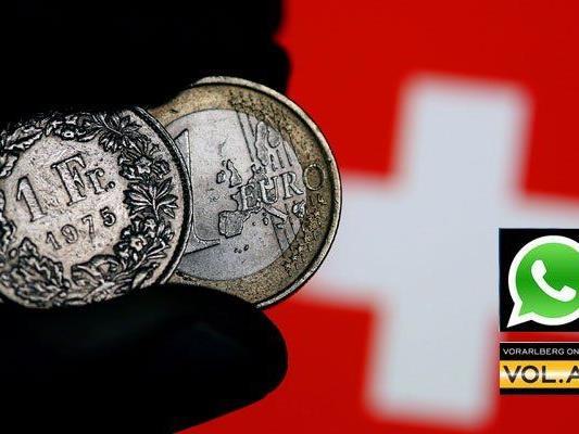 Verpasse mit den VOL.AT-News-Alarm keine wichtigen Neuigkeiten rund um das Franken-Euro-Beben.