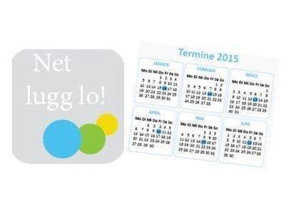 "Selbsthilfegruppe ""Net lugg lo!"": Treffen 2015."