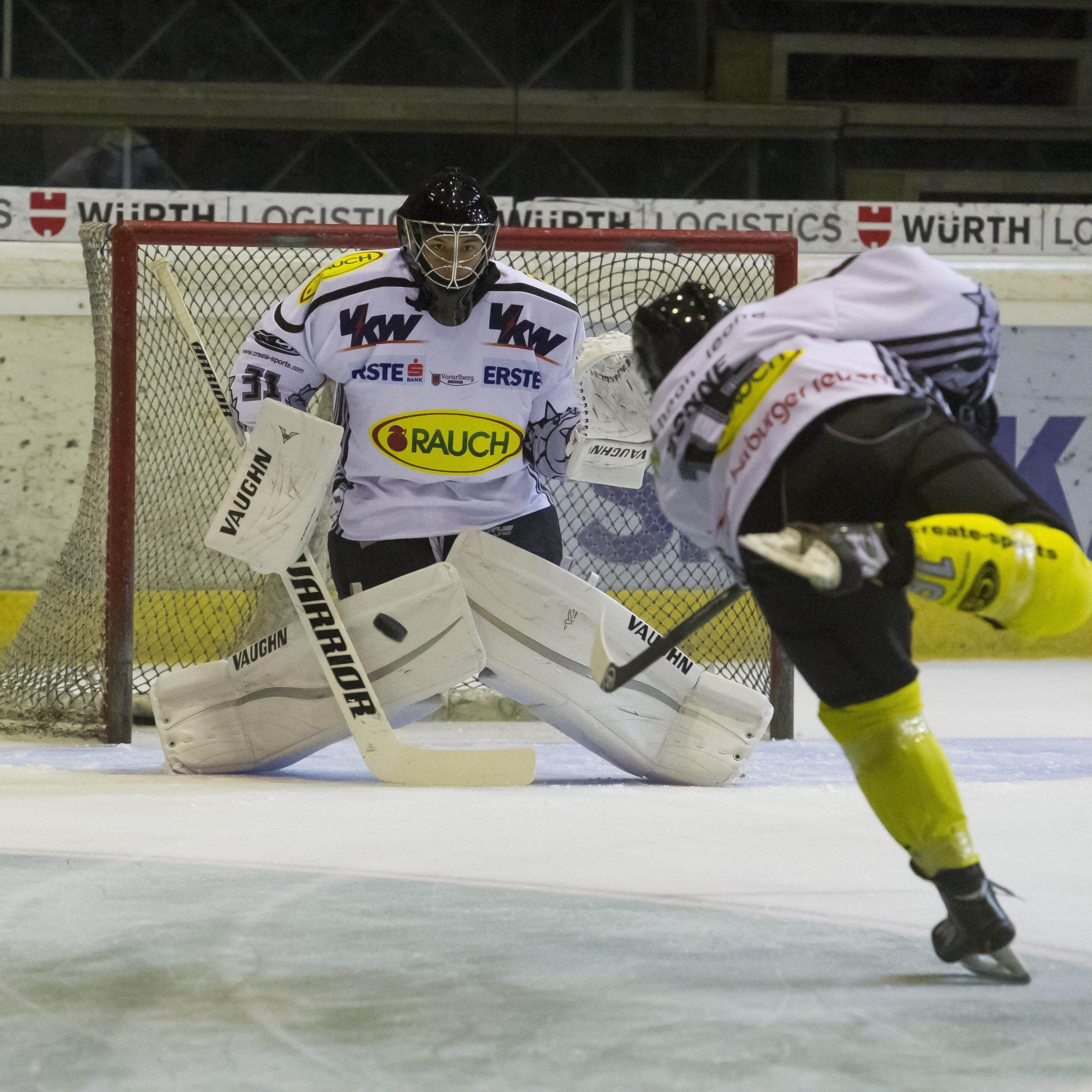 Die Bulldogs mussten sich in Linz knapp geschlagen geben.