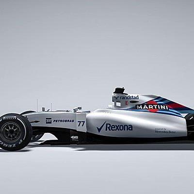 Williams will mit neuem Auto am Erfolgsjahr 2014 anschließen.