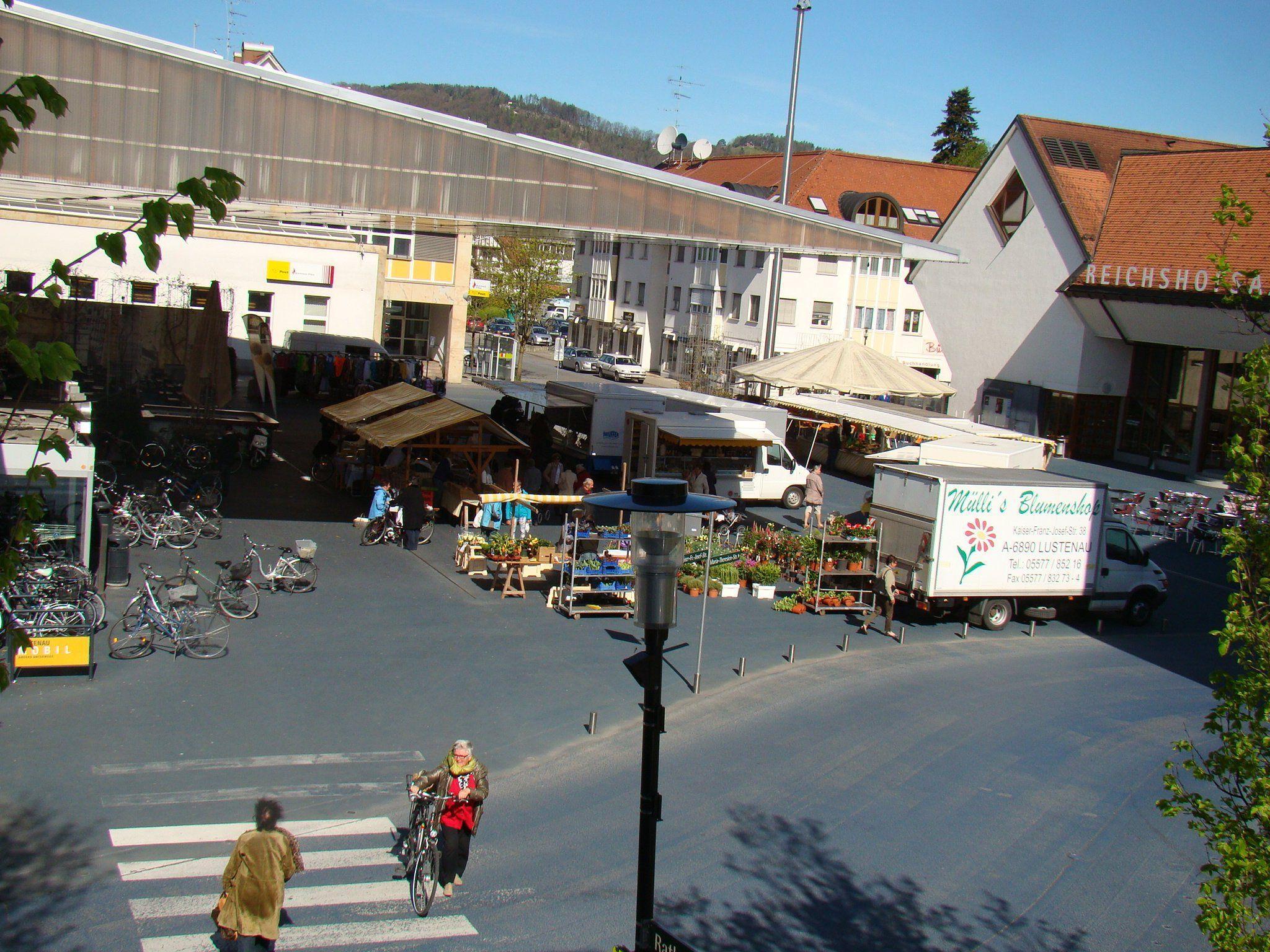 Lustenau erarbeitete einen Masterplan zur Weiterentwicklung des Ortszentrums.