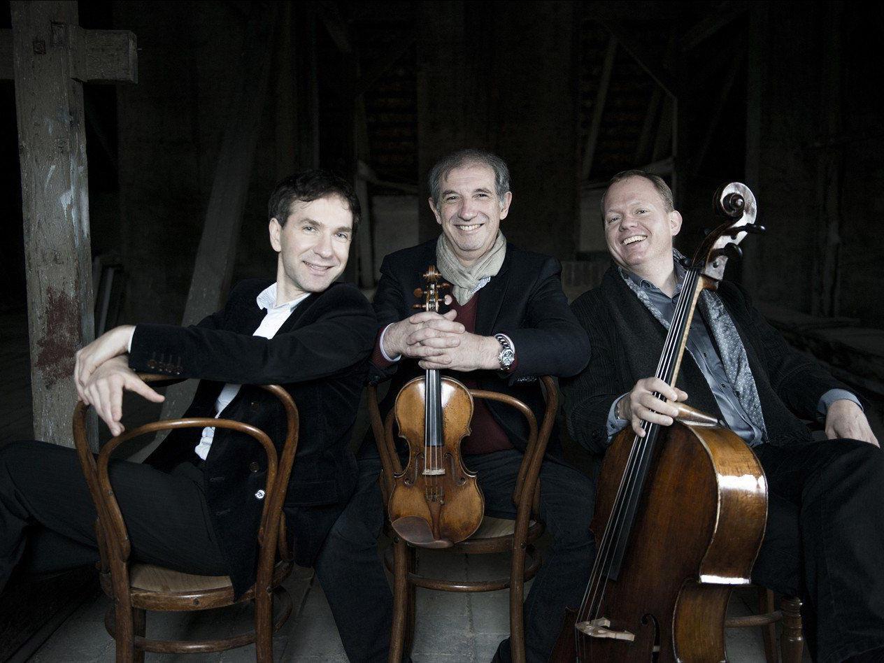 Wochenendtermine in Bludenz - Bild: Altenberg Trio Wien in Bludenz.