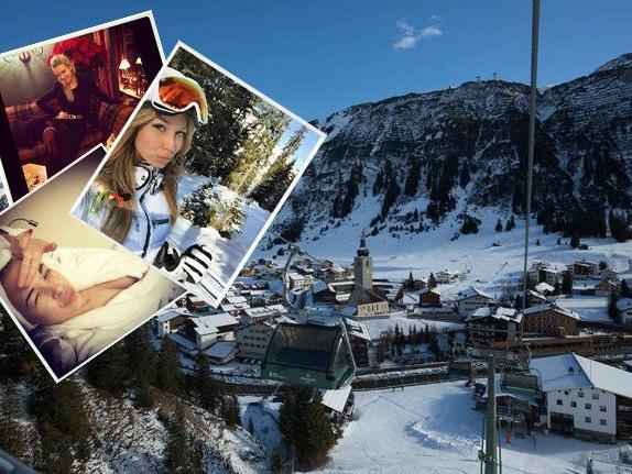 Was geht in den Sozialen Netzwerken am Arlberg ab?