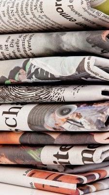 Die AUA spart bei Zeitungen ein.