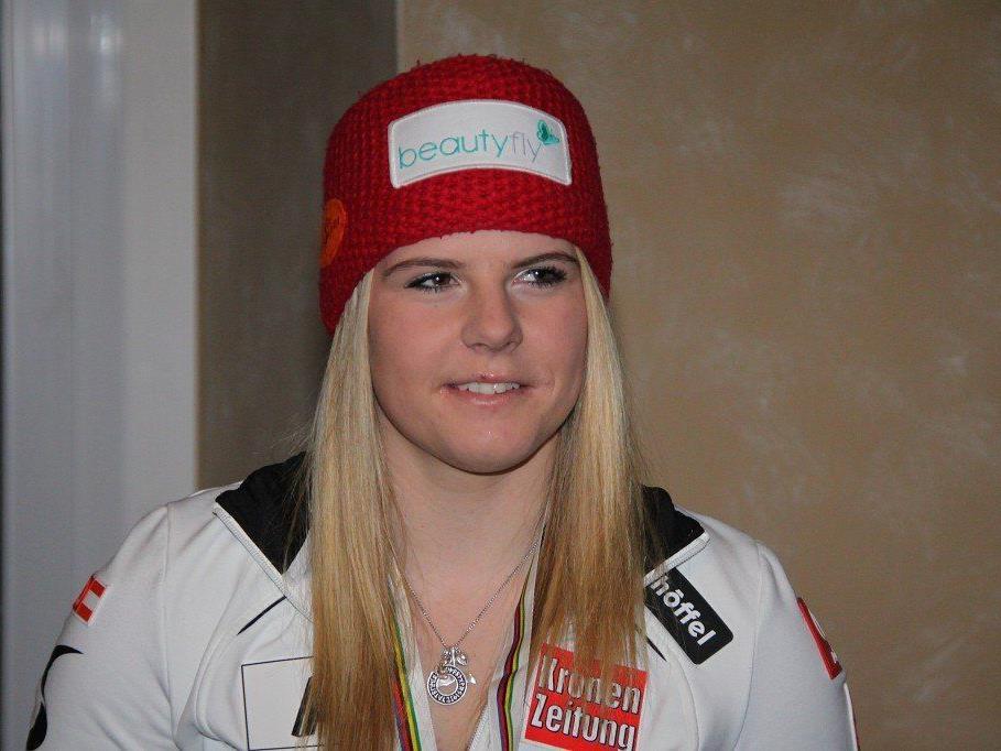 Die 20-jährige Nenzingerin Kerstin Nicolussi gibt in Bad Kleinkirchheim ihr Weltcup-Debüt.