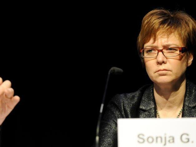 Die Geschäftsführerin des Klinikums Delmenhorst, Sonja G. Drumm