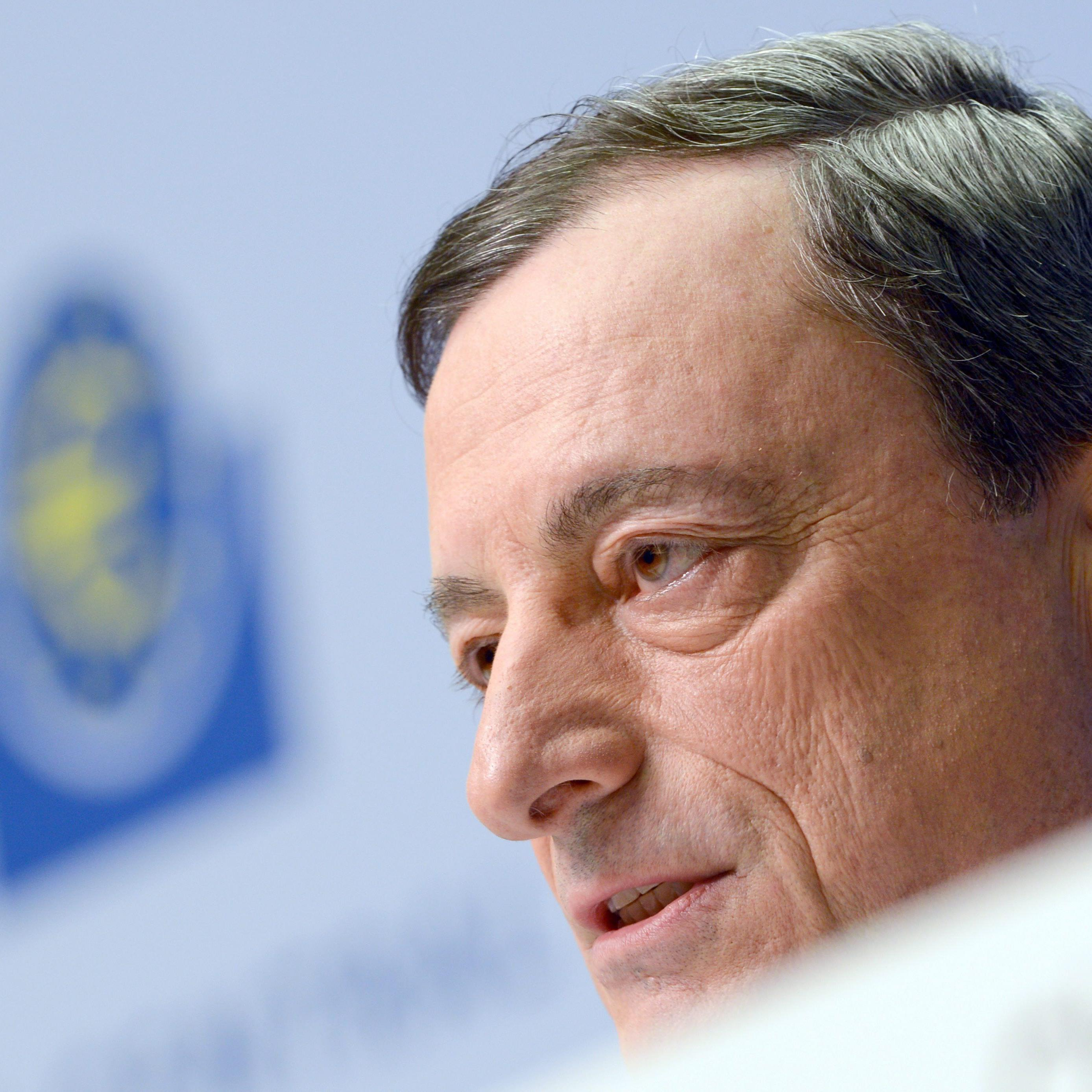 Nimmt Draghi Währungskrieg in Kauf?