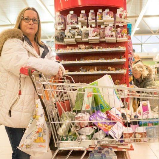 Für Tamara Kaim (50) aus Heiden im Appenzell ist das Rheincenter ihr Hausladen.