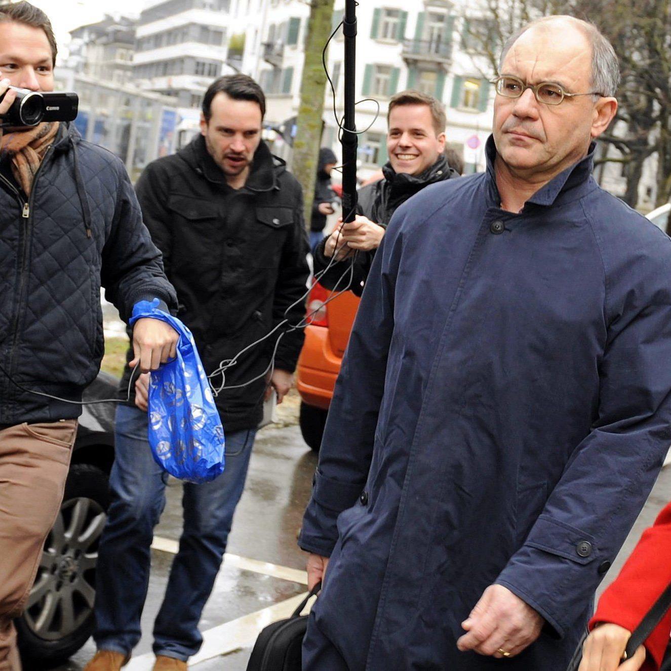 Enthüllungen über Bank Julius Bär brachten Rudolf Elmer bisher 188 Tage U-Haft ein