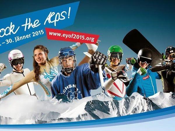 Olympisches Event in Vorarlberg und Liechtenstein: EYOF 2015.