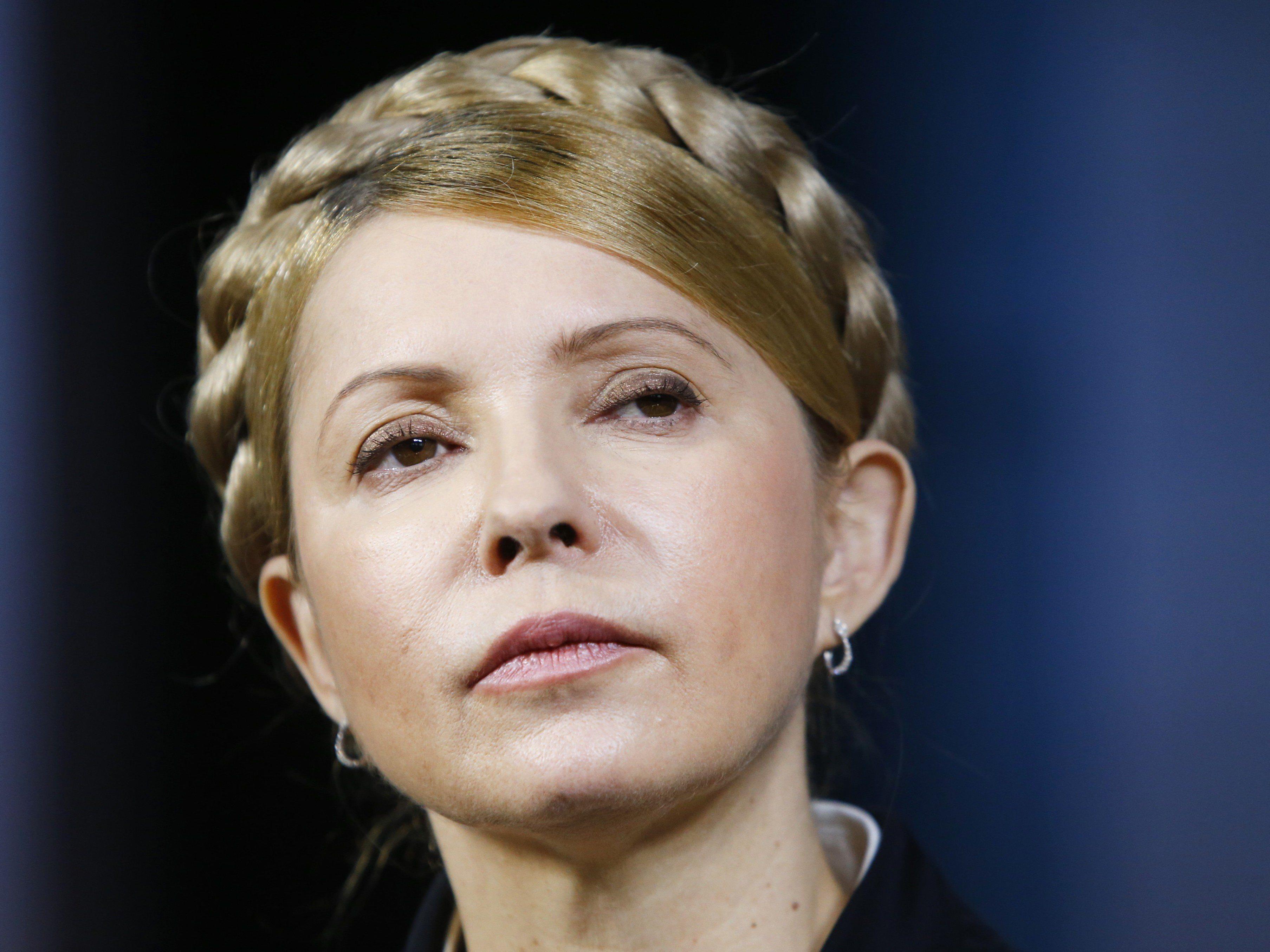 Julia Timoschenko konnte am Europäischen Gerichtshof bereits vor zwei Jahren ein Teilerfolg erzielen.