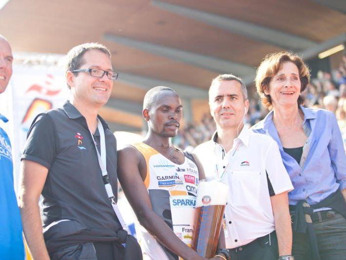Der Dreiländer Marathon wurde 2014 zum besten Österreichs gewählt.