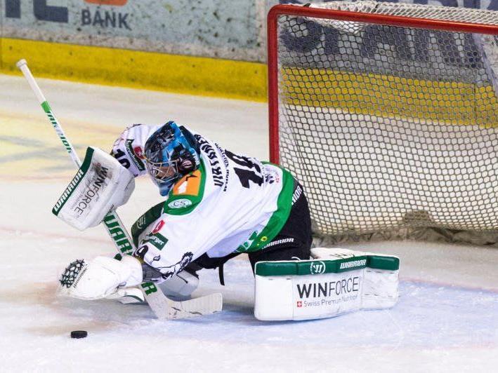 Tommi Virtanen ist am Knie schwer verletzt und steht dem EHC Lustenau nicht mehr zur Verfügung.