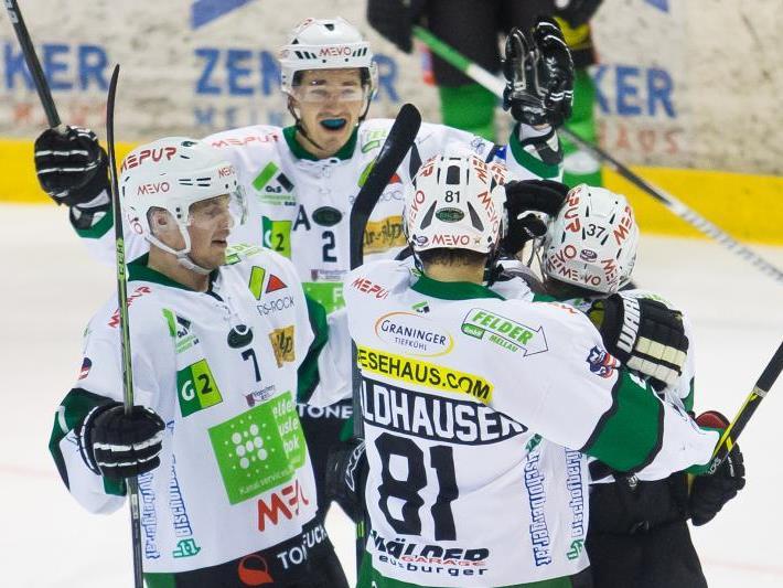 Bregenzerwald verlor in elf Sekunden das Spiel in Zell am See und die Tabellenführung
