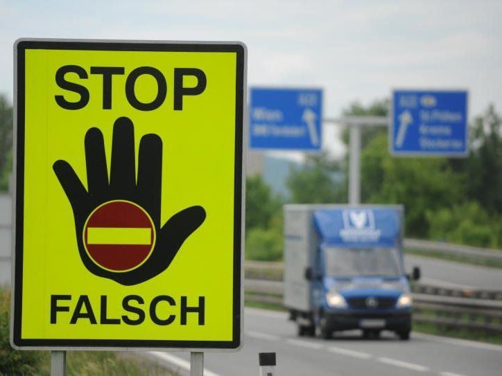 ) VCÖ fordert mehr Alkoholkontrollen in der Nähe von Autobahnauffahrten