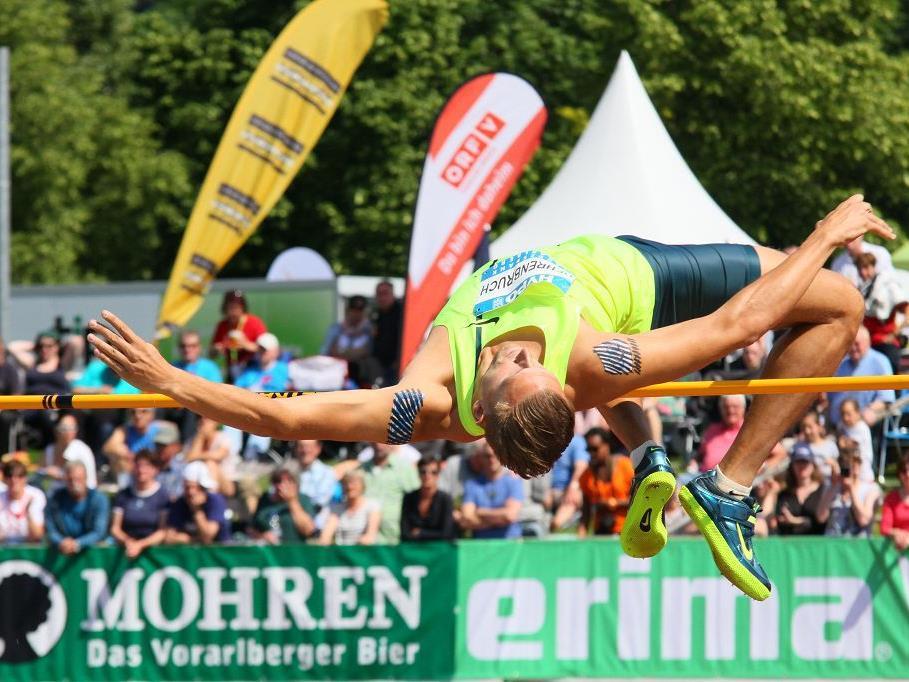 Deutsche Stars kommen zum Hypo Meeting nach Götzis.