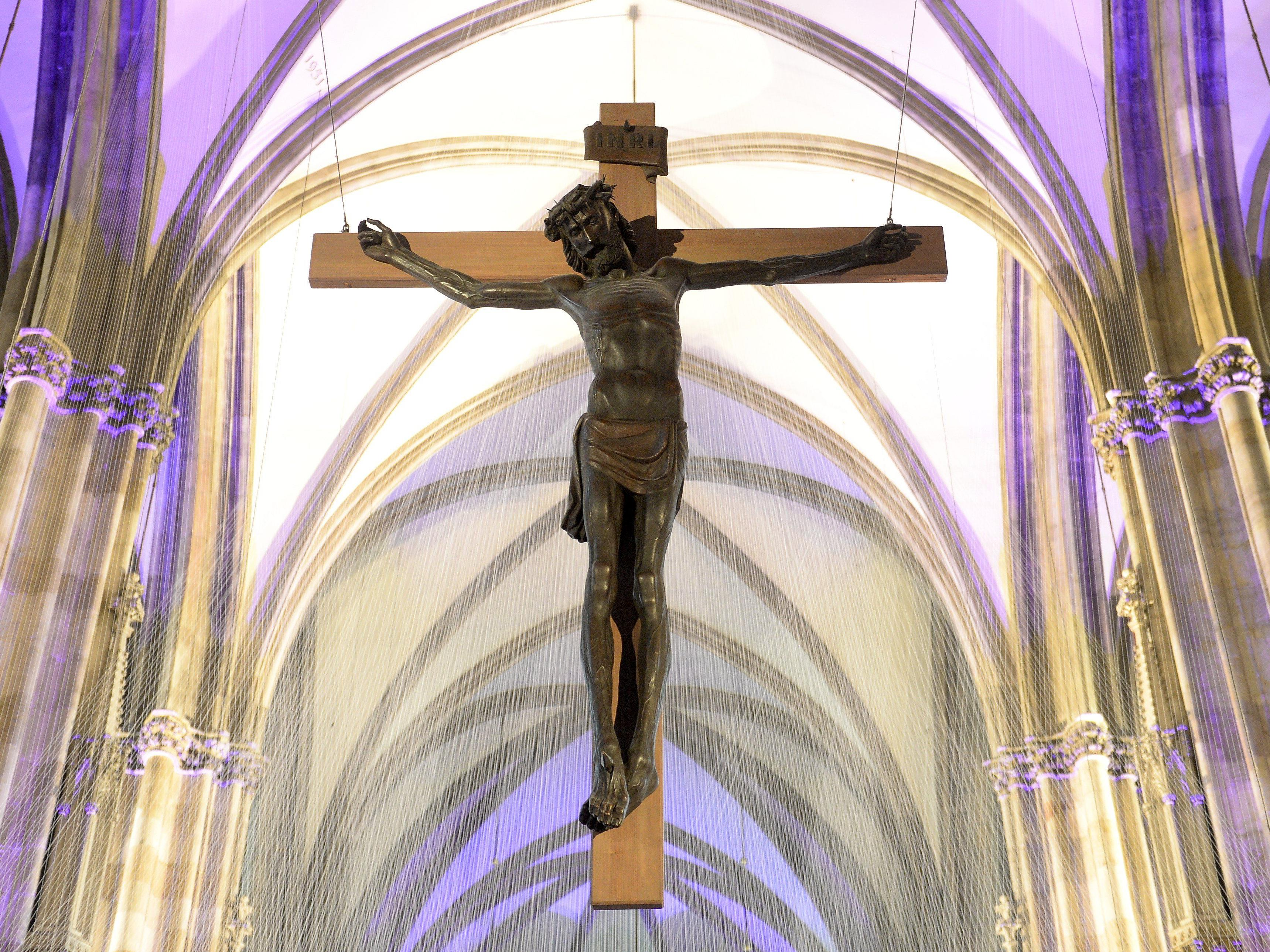 Die Zahl der Kirchenaustritte in Vorarlberg ist rückläufig.
