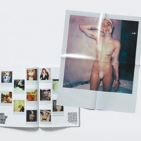 """Miley Cyrus und ihre neuesten """"Skandalfotos""""."""