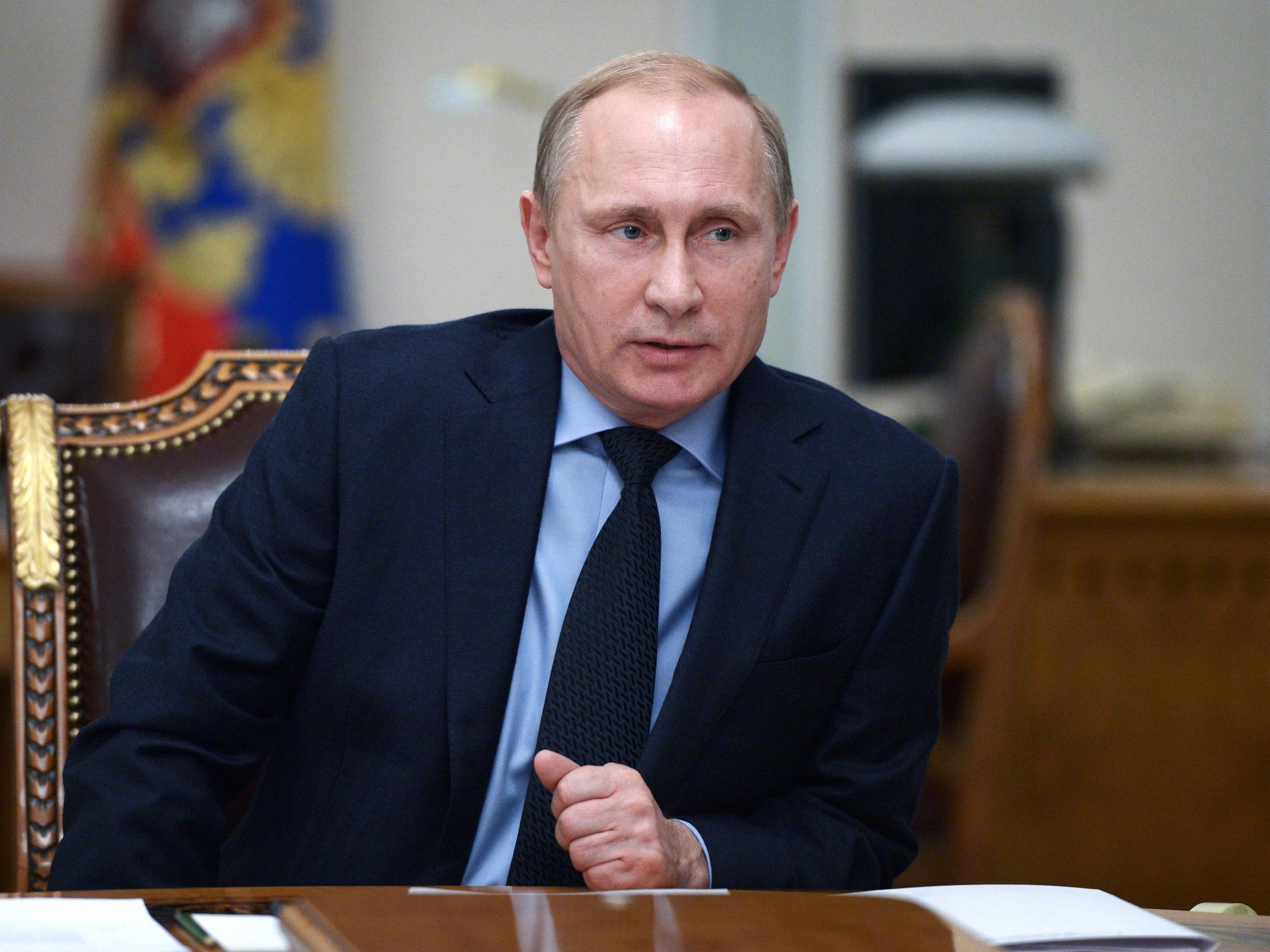 Ukraine-Krise: Russland kündigte Truppenverstärkung wegen aktueller Lage an