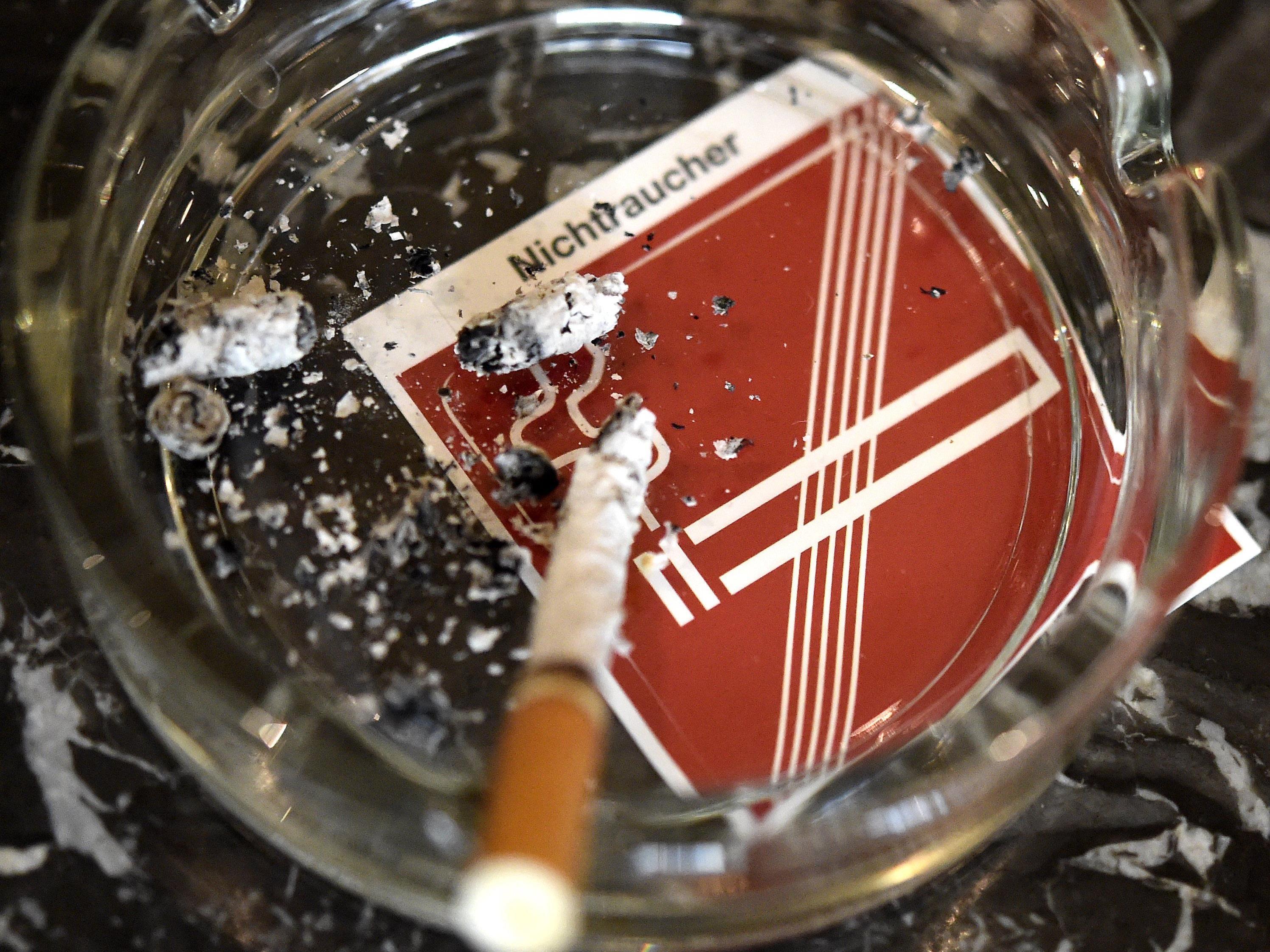 Rauchfreie Lokale sind nur noch eine Frage der Zeit.