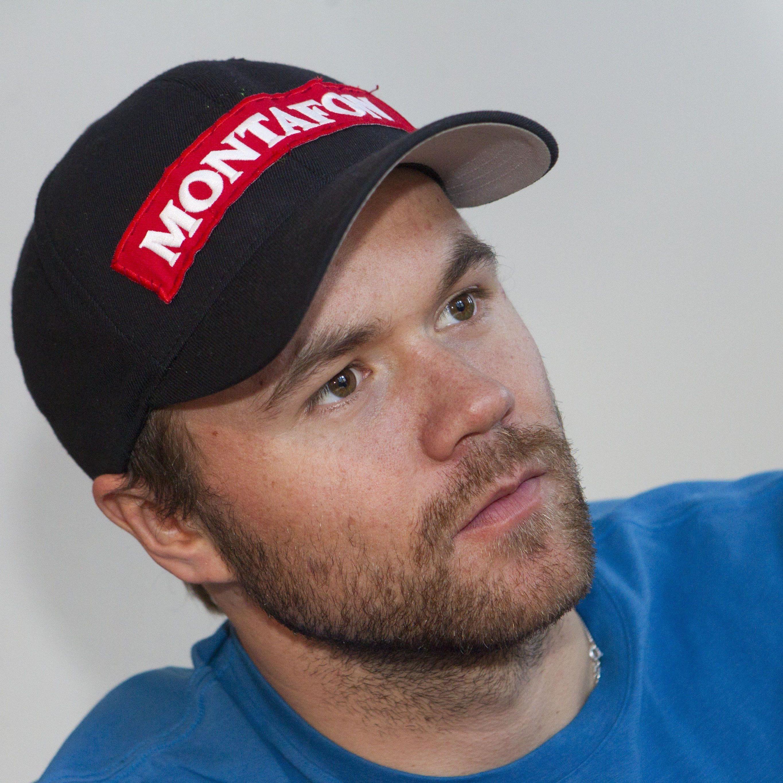 Der Vorarlberger Markus Schairer schaffte es mit der drittbesten Zeit.