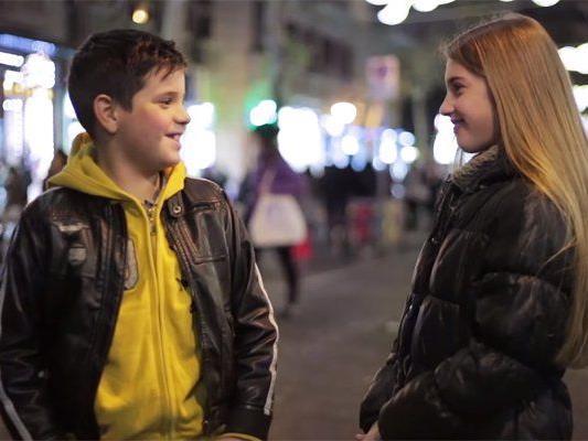 Das Video wurde Rahmen einer Kampagne gegen Gewalt an Frauen gemacht.