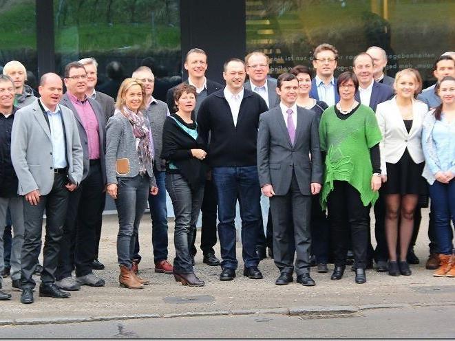 65 (!) Personen umfasst die ÖVP Kandidatenliste für die Gemeindewahl 2015.