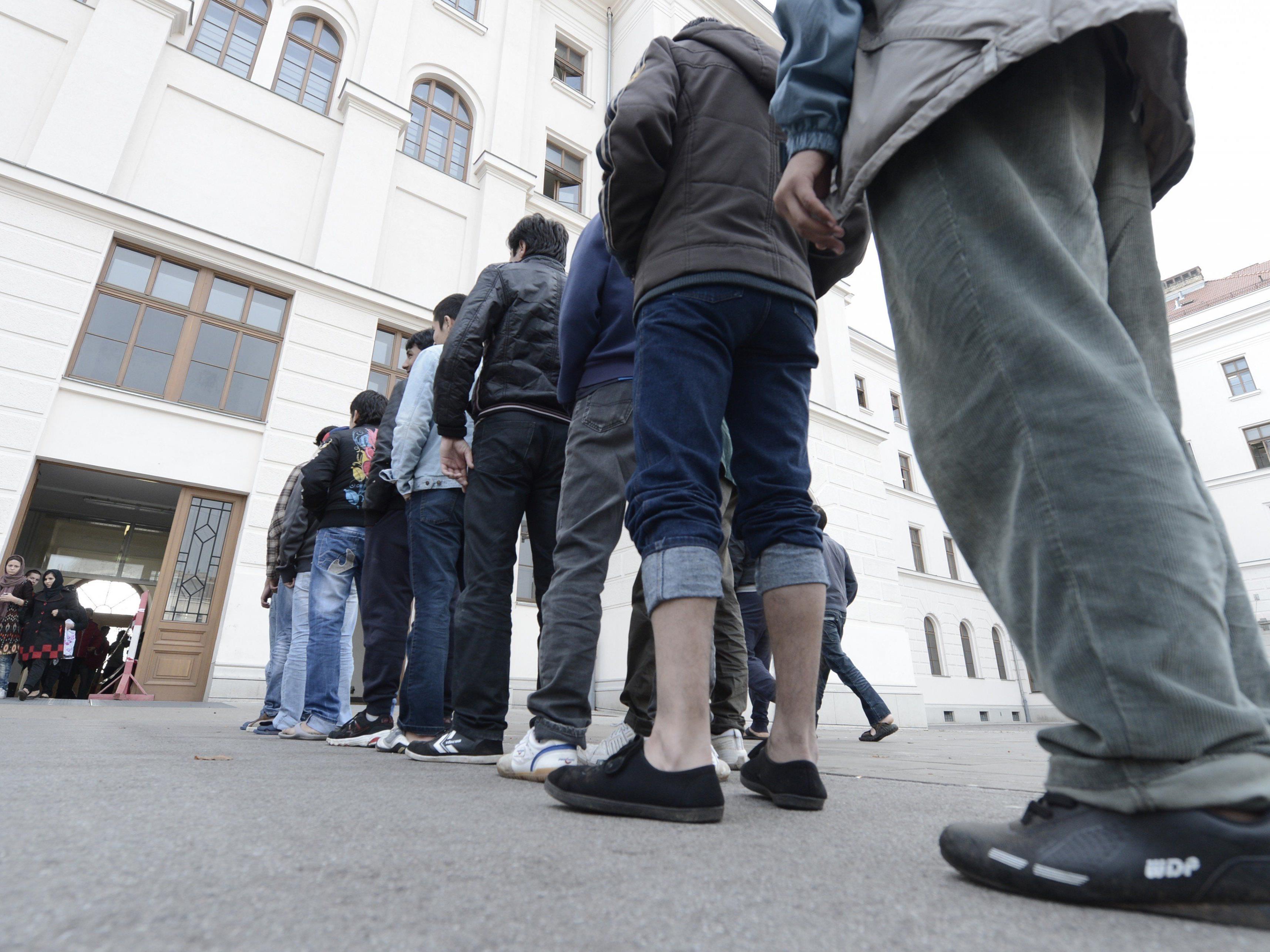 Asyl: Vor allem Tirol säumig - Probleme auch in Vorarlberg und Salzburg