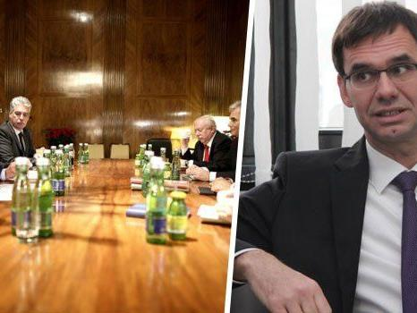 Markus Wallner erwartet für März ein Ergebnis der politischen Verhandlungsgruppe zur Steuerreform.
