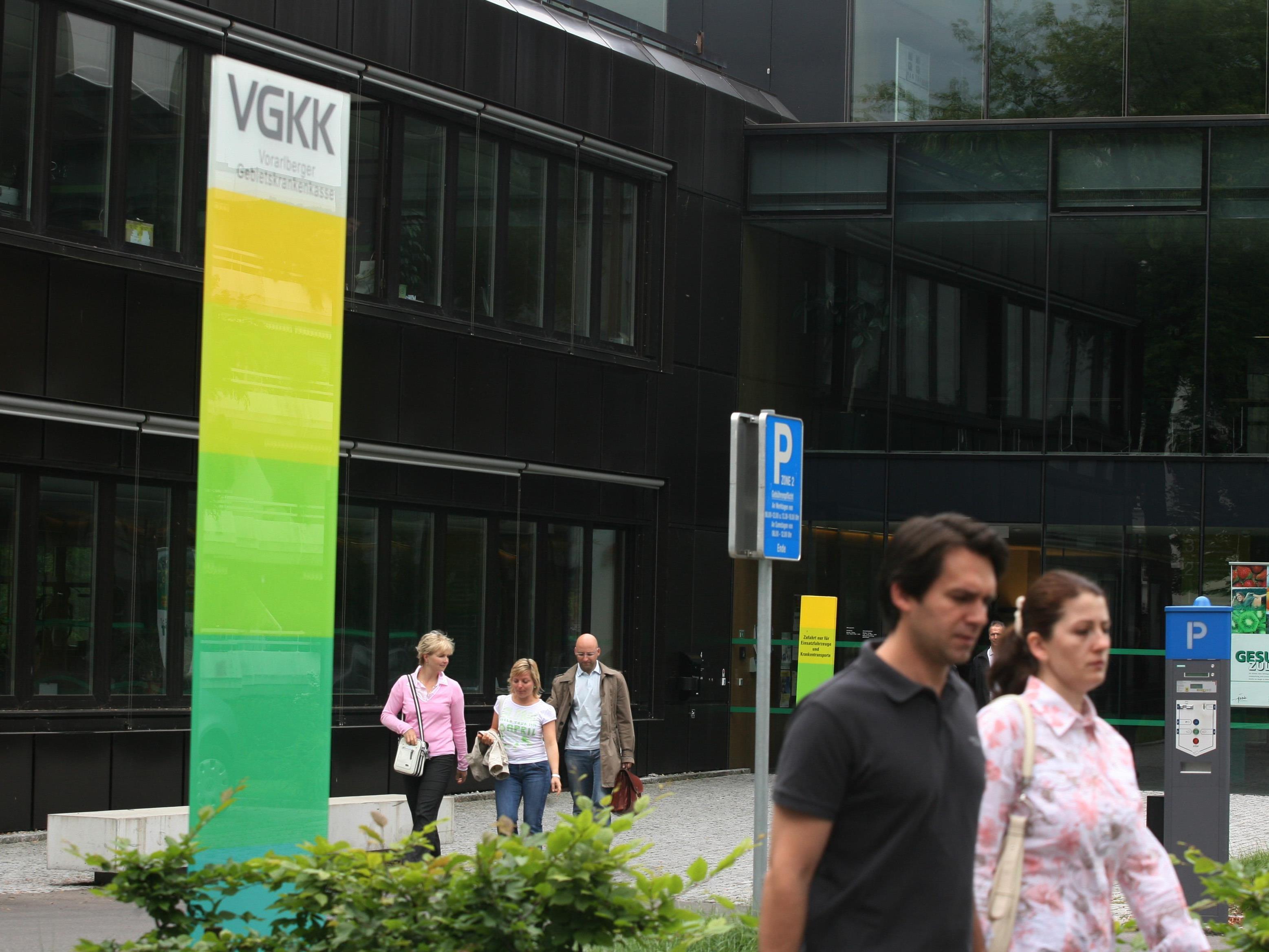 Die Vorarlberger Gebietskrankenkasse prüfte 1400 Betriebe.