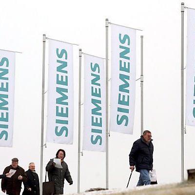 Jobabbau bei Siemens
