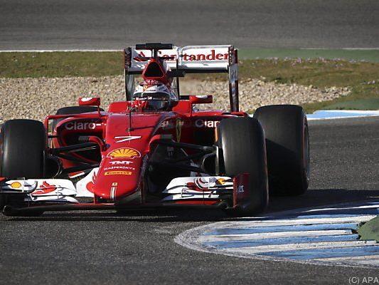 Räikkönen fand zu alter Stärke zurück
