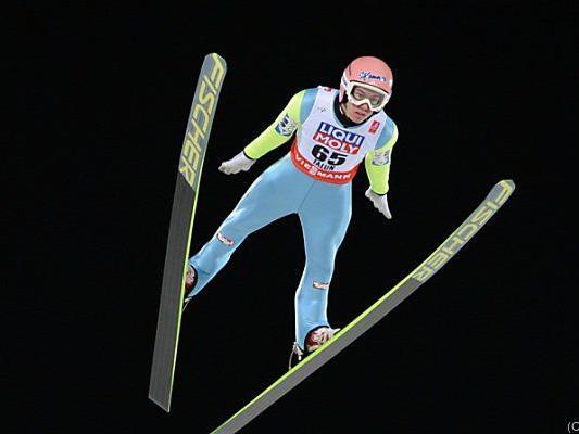 Stefan Kraft größte Medaillenhoffnung des ÖSV