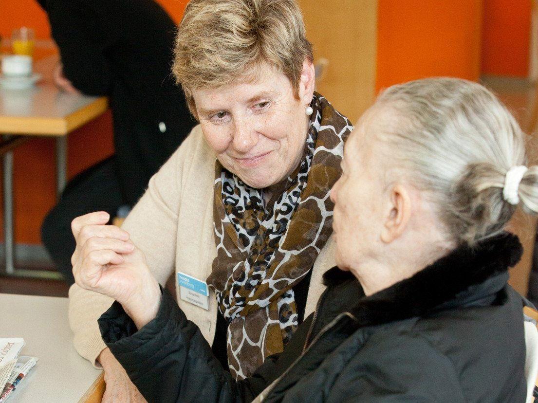 Wegbegleiter: Hospiz Vorarlberg sucht Verstärkung