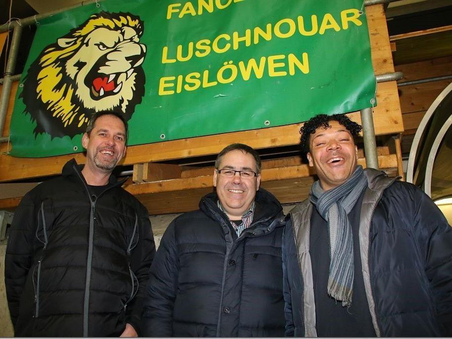 Zwei schwere Auswärtsspiele bestreitet der EHC Lustenau.