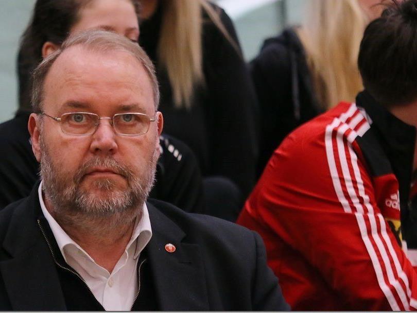 Der Klauser Bürgermeister Werner Müller durfte sich über drei Goldene der KSK Klaus Athleten freuen.