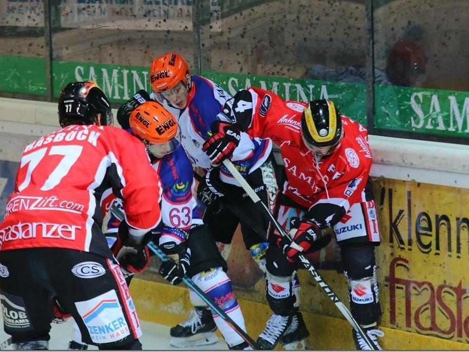 1:2-Niederlage von VEU Feldkirch in Zell am See