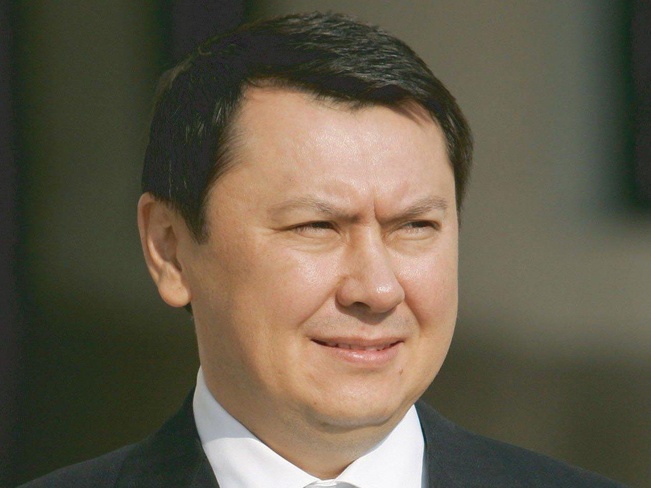 Der kasachische Ex-Botschafter Rakha Aliyev beging in Wiener Gefängnis Selbstmord.t r
