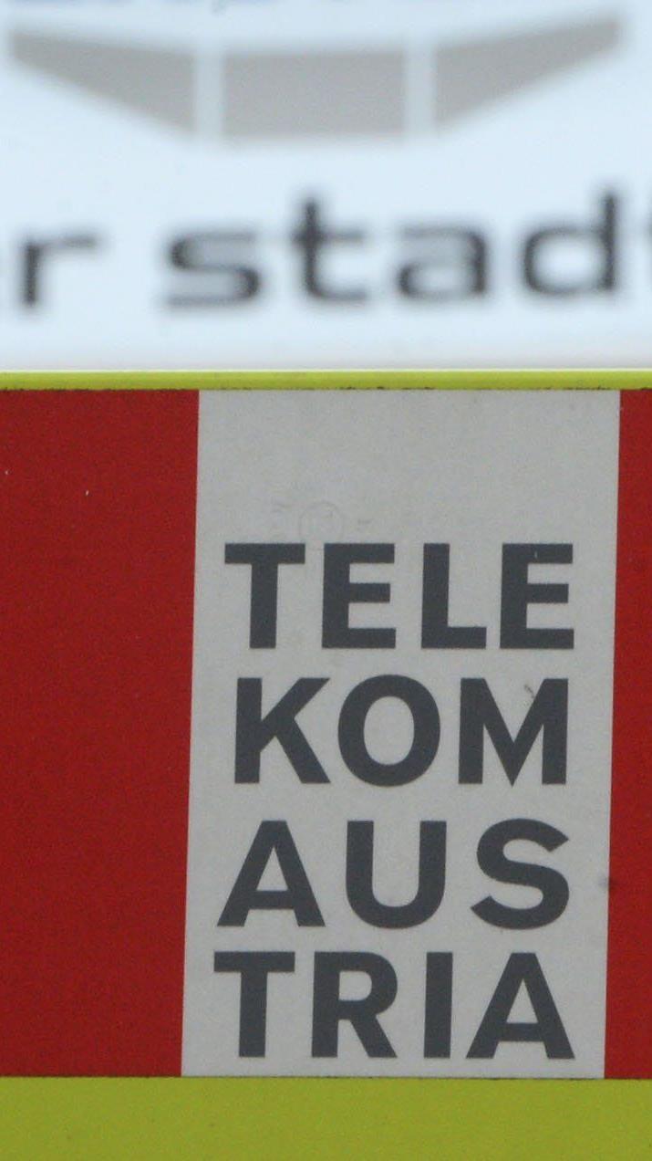 Die Telekom Austria fuhr 2014 hohe Verluste ein.