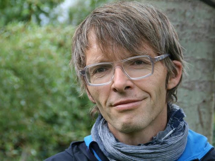 Alexander Jehle ist Anwalt in Rankweil und leidenschaftlicher Poet.