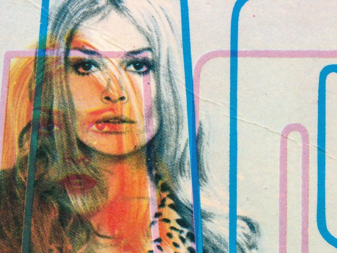 Im Magazin4 zu sehen sein wird auch BROIE DU NOIR – ein Abzug vom Colornegativ auf Acrylglas und einer Aluminiumverbundplatte des deutschen Künstlers.