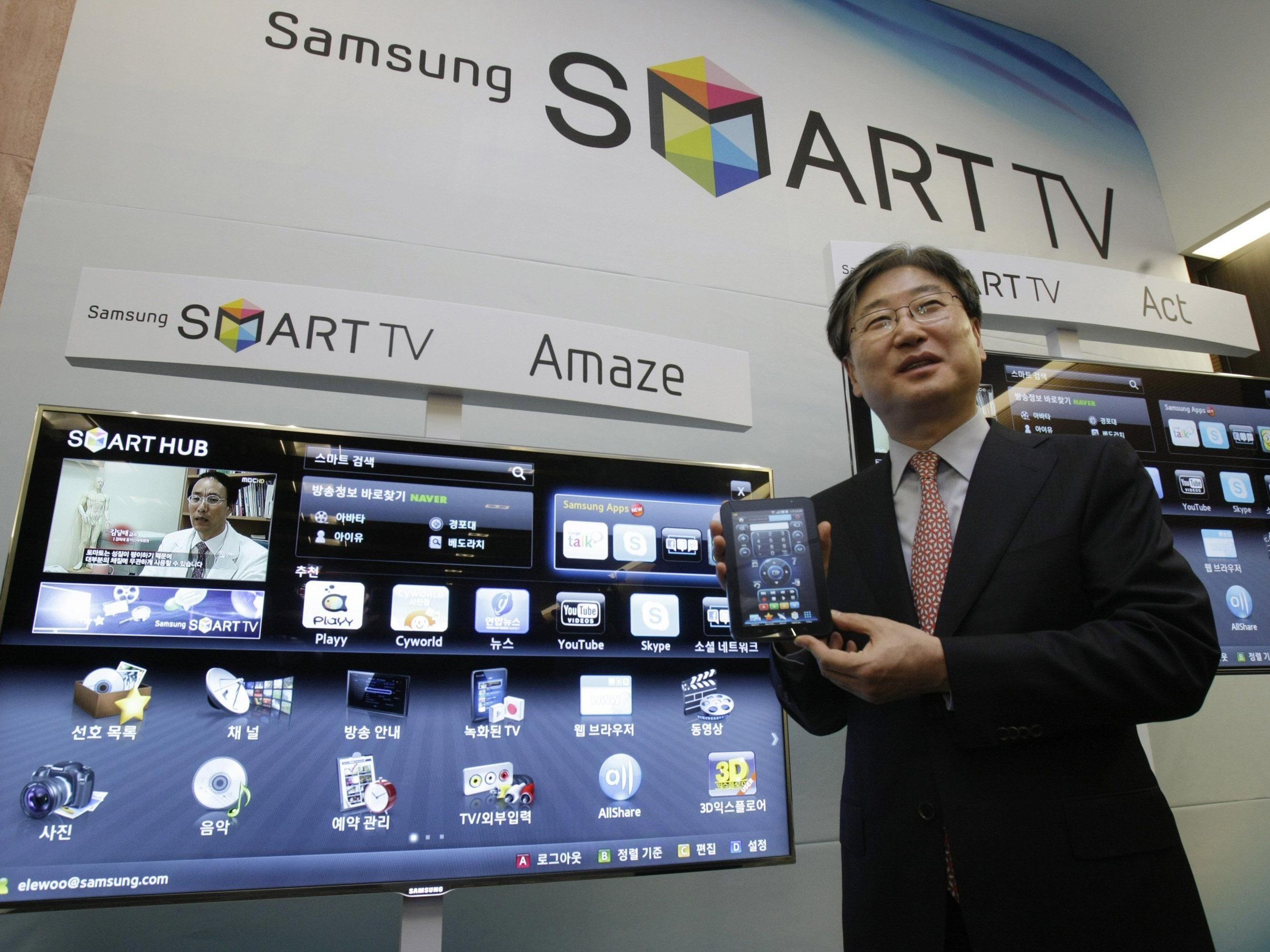 Durch ein verunglücktes Software-Update: Netzverbindung von Smart-TVs gekappt.