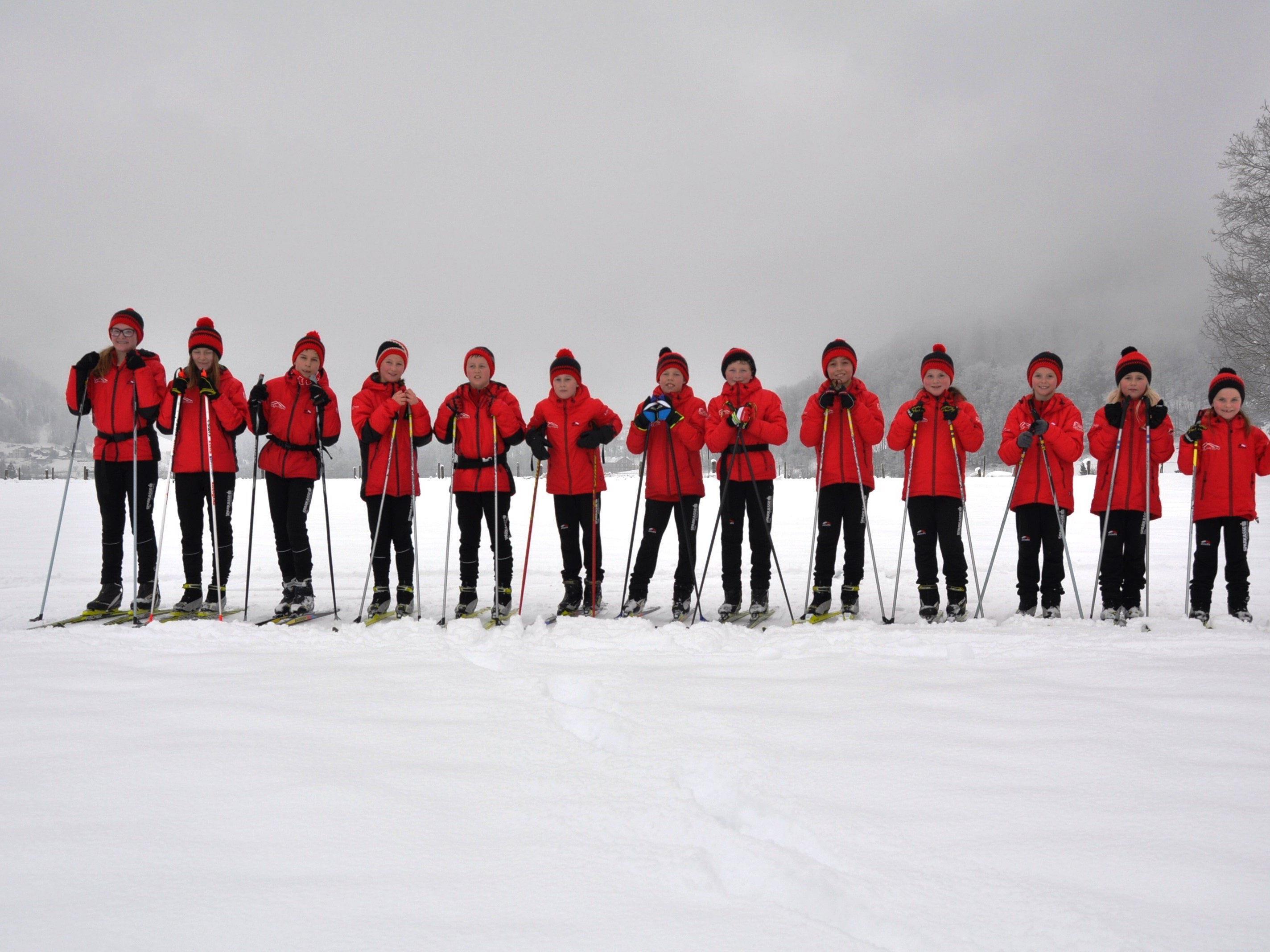 Erfolgreiche Biathlon-Nachwuchsarbeit beim SCU Hittisau
