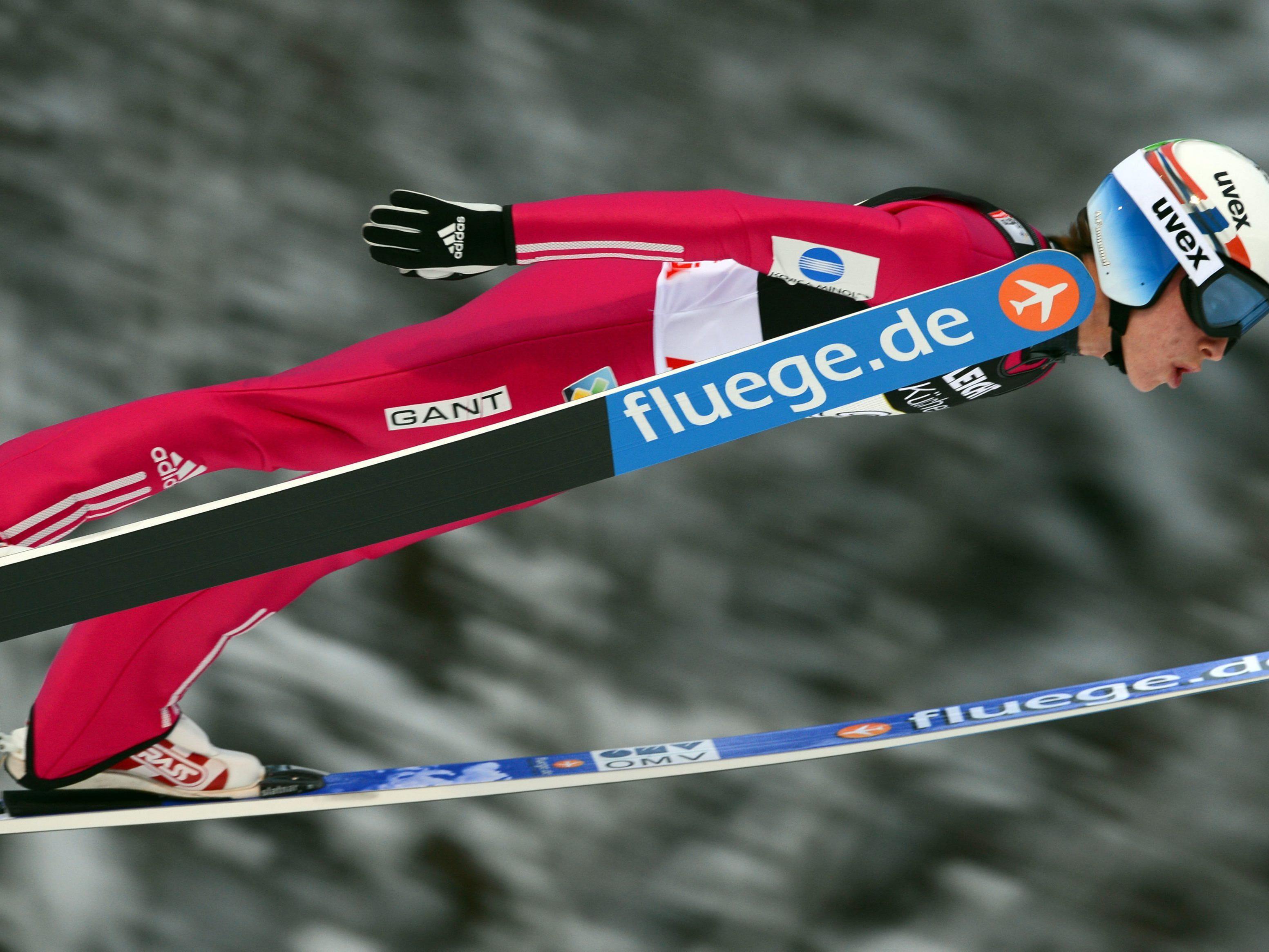 Fannemel siegte in Titisee-Neustadt - Kraft Fünfter