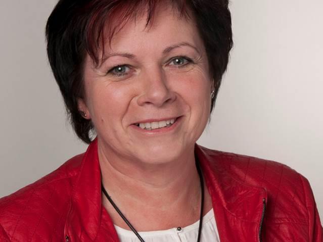 Unsere Bügermeisterin Gabriele Mähr