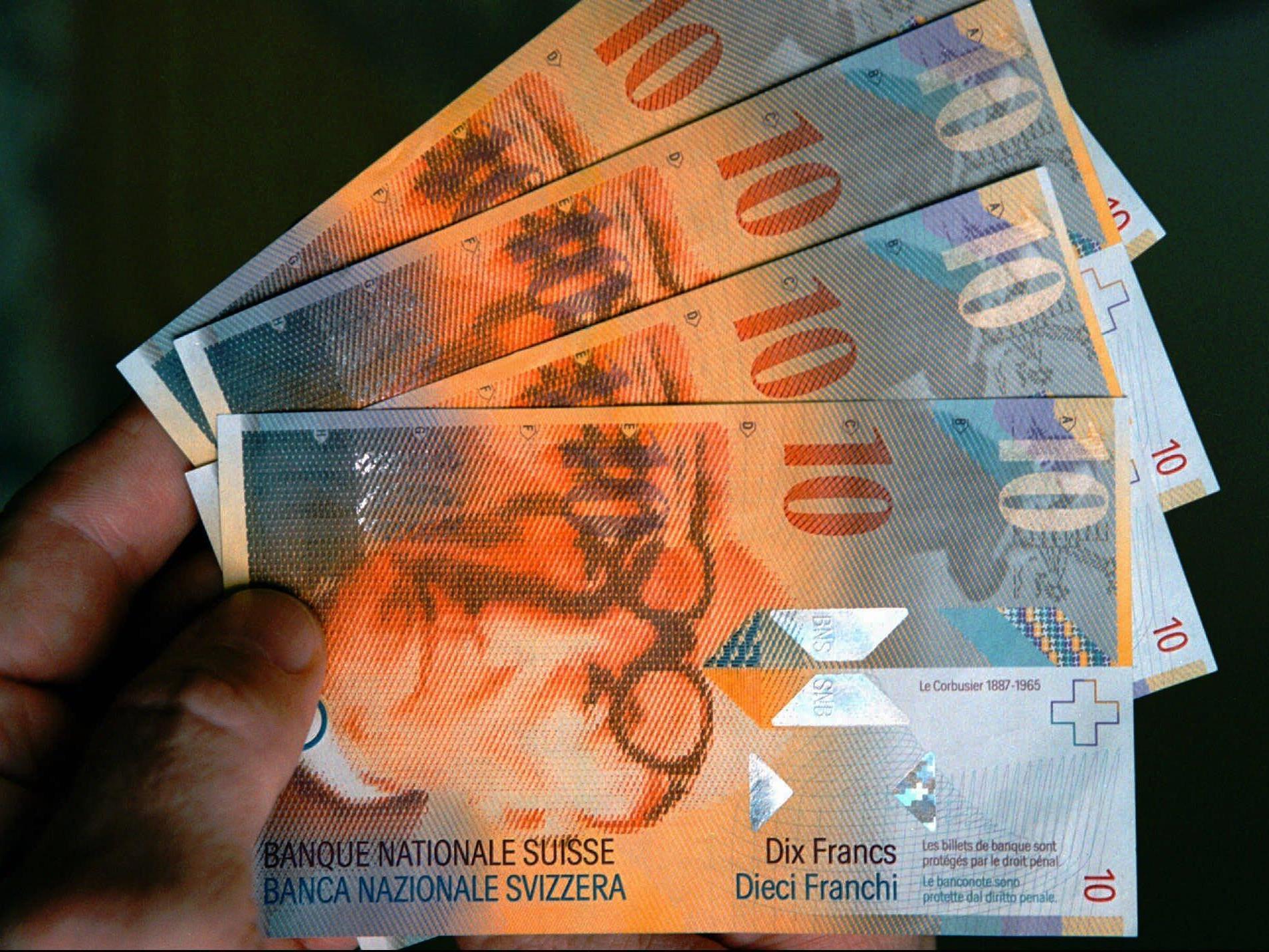 Banken wollen eine Auszahlung der Negativzinsen verhindern.