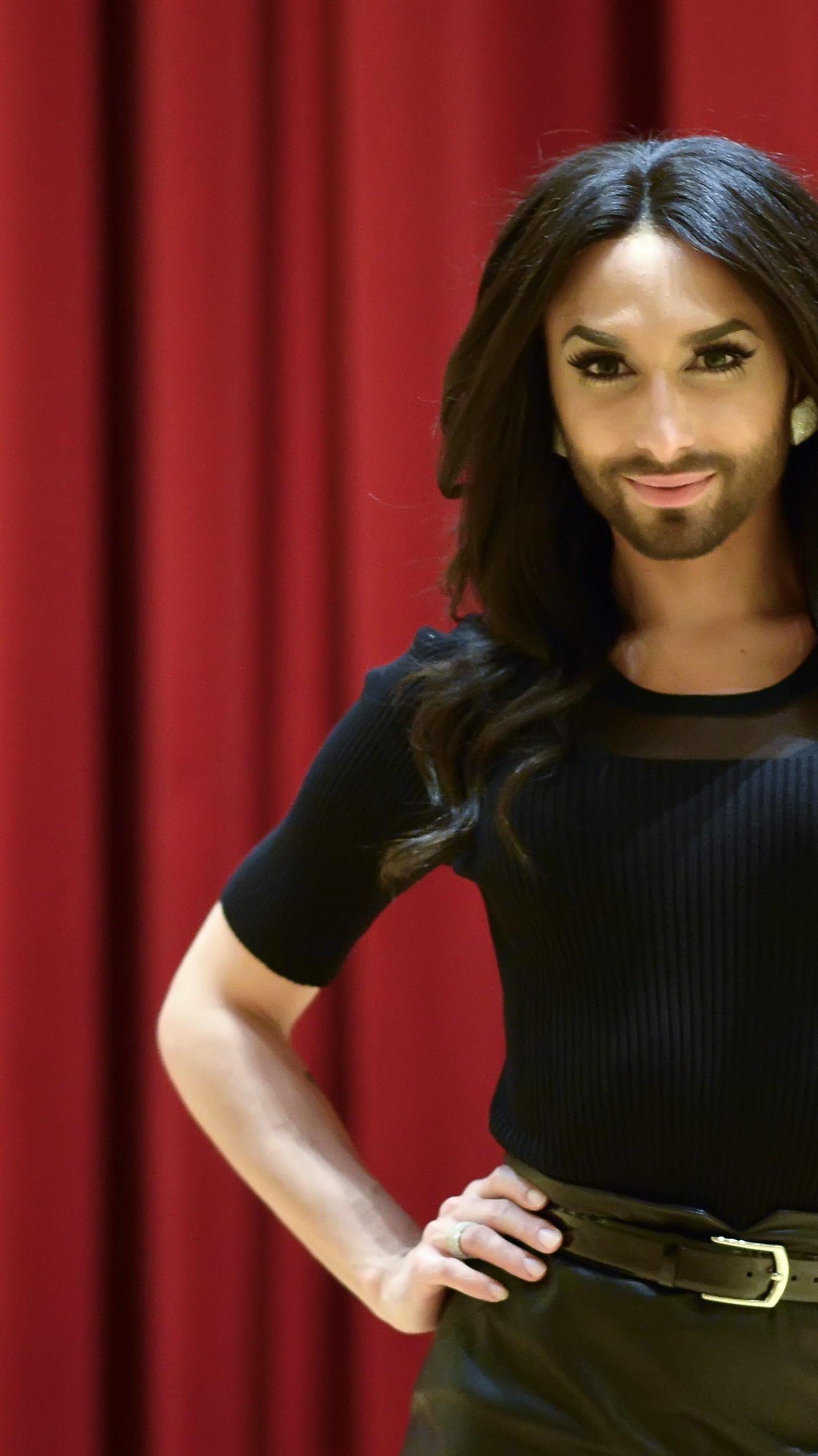 Conchita-Figur kommt in Wiener Madame Tussauds