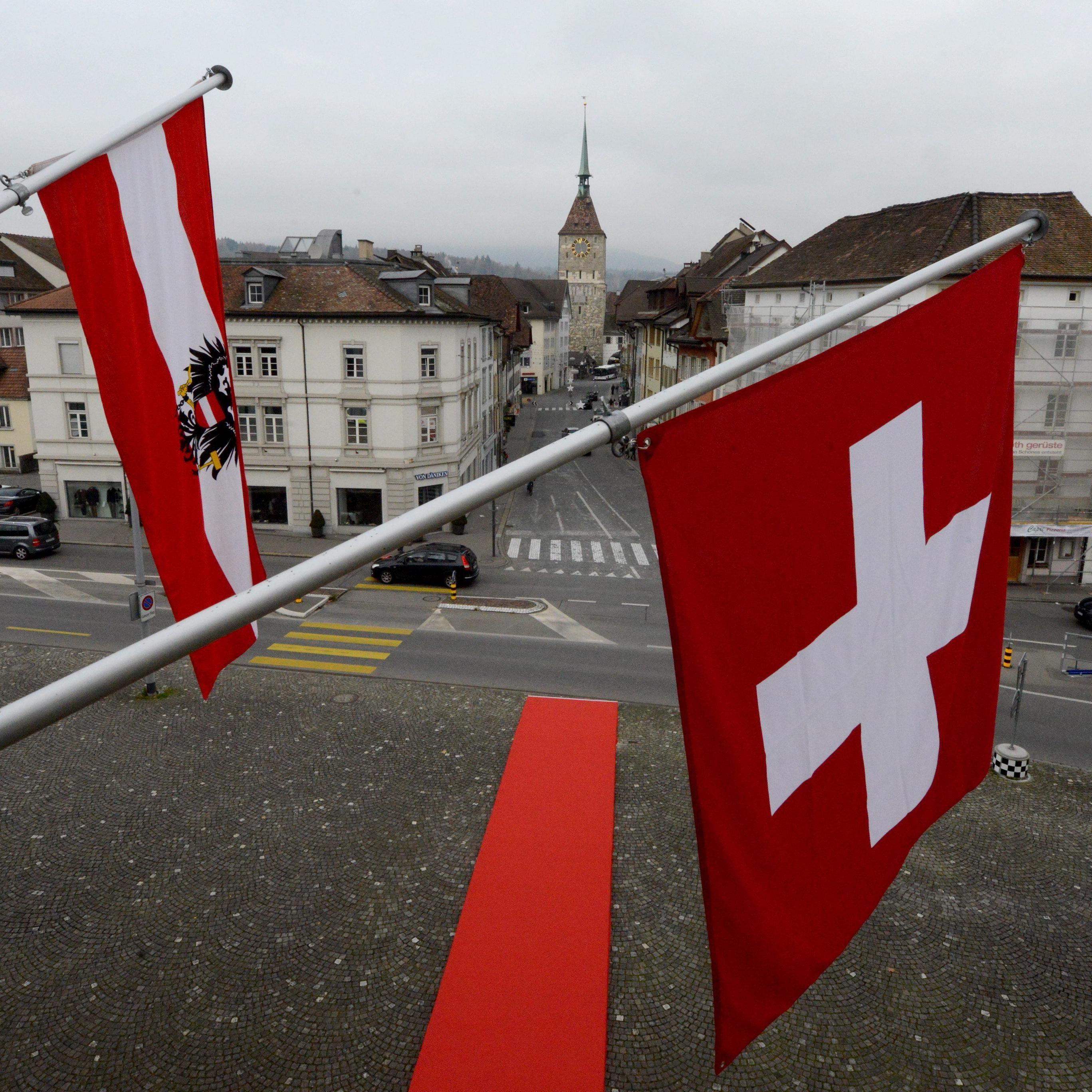 Ex-Banker vergleicht Schweiz mit Vorarlberg und Bayern.